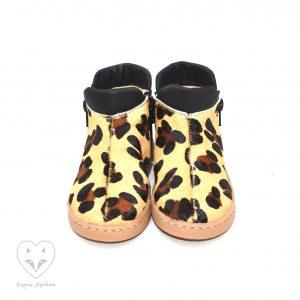 Botas Maracujá Leopardo Stock