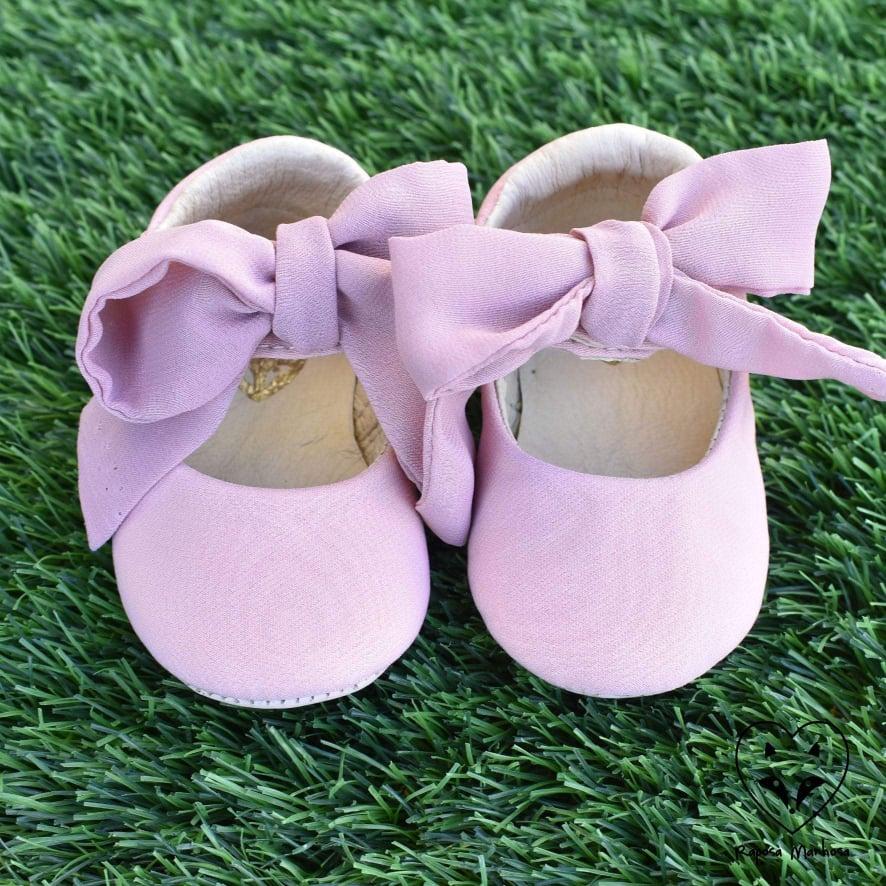 Sapato Morango baby Stock