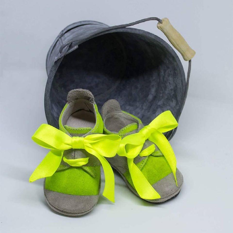 Sapatos Babuchas Neon Stock