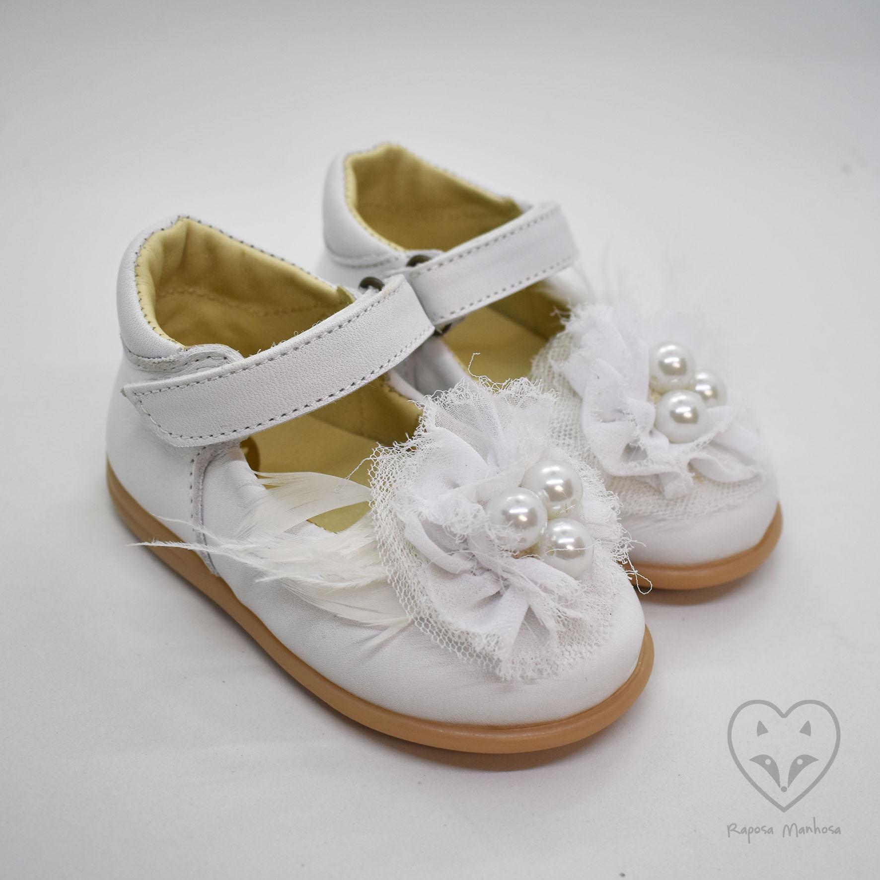 Sapatos Marmelo Flower Stock